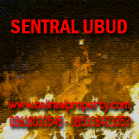 Jual Tanah Murah di Ubud Sentral