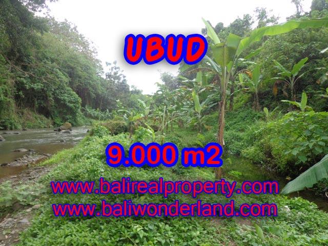 Tanah dijual di Dekat sentral Ubud Bali 9.000 TJUB322