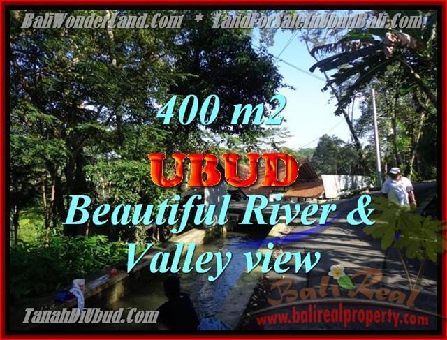 Tanah di UBUD Bali Dijual murah TJUB425 - investasi property di Bali