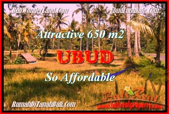 DIJUAL TANAH MURAH di UBUD TJUB455