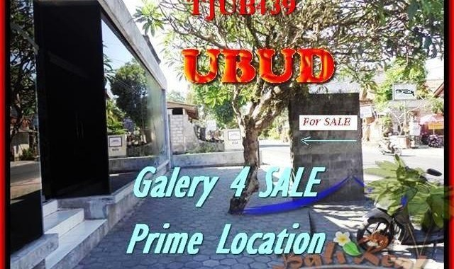 JUAL TANAH di UBUD 1.900 m2 di Sentral Ubud