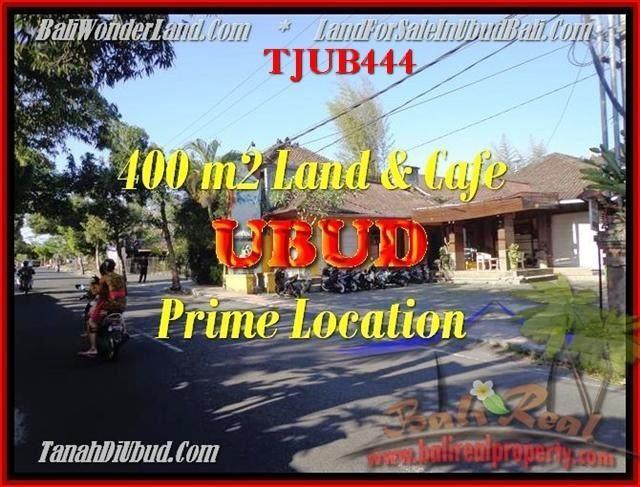 JUAL MURAH TANAH di UBUD BALI Untuk INVESTASI TJUB444