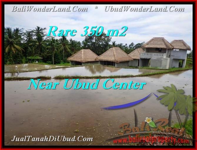 TANAH MURAH di UBUD DIJUAL 350 m2 di Ubud Tegalalang