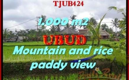 DIJUAL TANAH MURAH di UBUD BALI TJUB424
