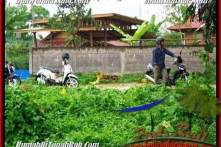 TANAH di UBUD BALI DIJUAL 2,600 m2 di Sentral Ubud