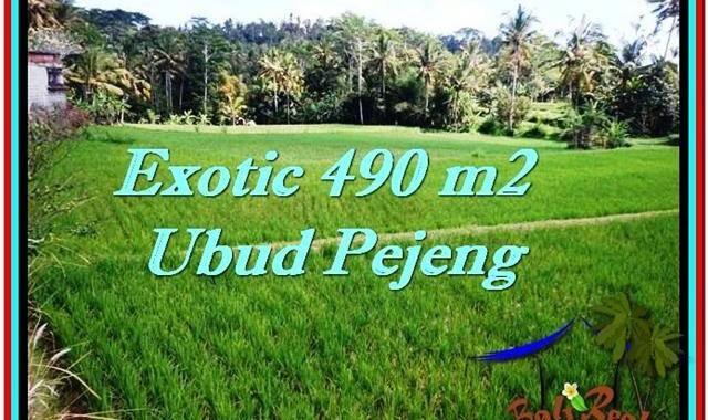 DIJUAL TANAH di UBUD BALI 4.9 Are di Ubud Tampak Siring