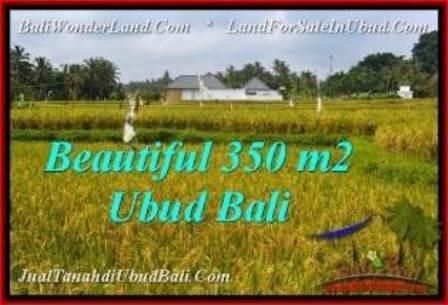 INVESTASI PROPERTY, TANAH di UBUD BALI DIJUAL MURAH TJUB540