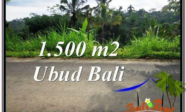 DIJUAL TANAH di UBUD BALI TJUB556