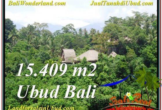 JUAL TANAH MURAH di UBUD BALI 154.9 Are di Sentral Ubud