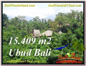 TANAH MURAH di UBUD BALI 15,490 m2 di Sentral Ubud