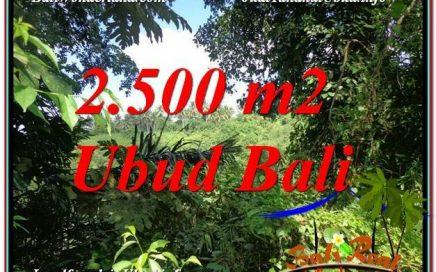 TANAH MURAH JUAL di UBUD BALI 25 Are View Tebing dan Sungai lingkungan Villa