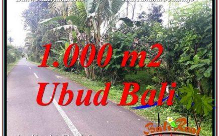 DIJUAL TANAH MURAH di UBUD TJUB614