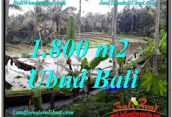 TANAH di UBUD DIJUAL TJUB616