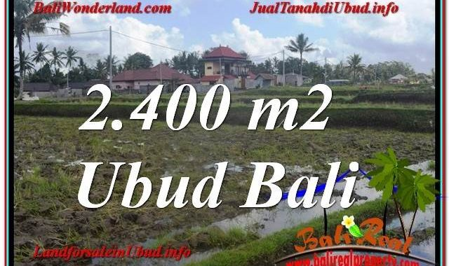 TANAH DIJUAL MURAH di UBUD 24 Are di Ubud Pejeng