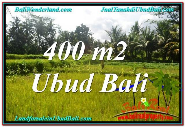 JUAL TANAH MURAH di UBUD TJUB627