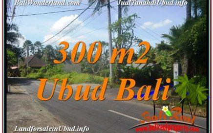 JUAL TANAH MURAH di UBUD BALI 3 Are View Link. Villa dan Restoran