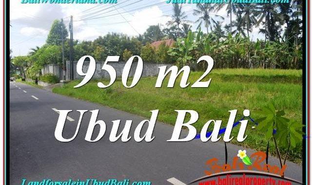 JUAL MURAH TANAH di UBUD TJUB648