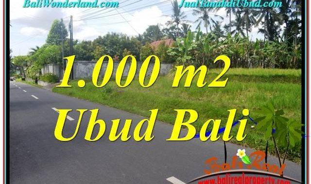 DIJUAL TANAH di UBUD TJUB649