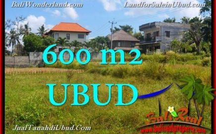 DIJUAL TANAH MURAH di UBUD TJUB664