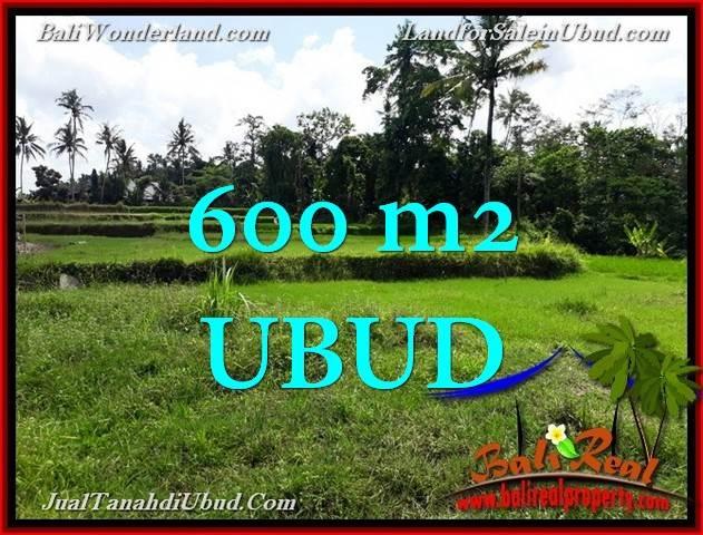 JUAL TANAH MURAH di UBUD BALI TJUB657