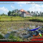 TANAH MURAH JUAL UBUD 12 Are View Sawah link Villa
