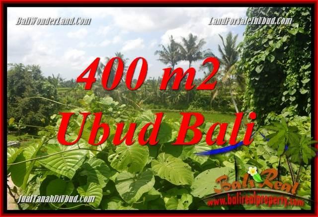 JUAL Tanah di Ubud 4 Are di Sentral Ubud