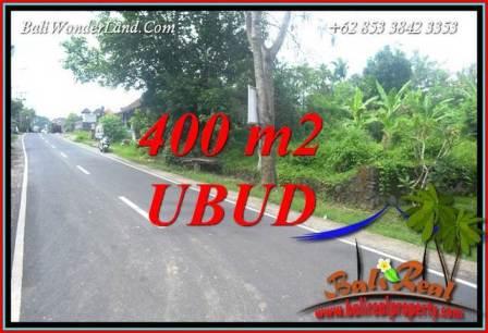 Tanah Dijual di Ubud Bali Untuk Investasi TJUB725