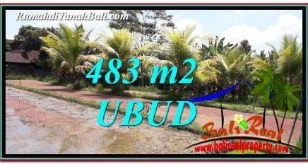 TANAH di UBUD DIJUAL MURAH 5 Are di Ubud Pejeng