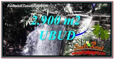 INVESTASI PROPERTI, DIJUAL MURAH TANAH di UBUD BALI TJUB762