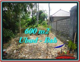 DIJUAL TANAH di UBUD 600 m2 di Sentral Ubud
