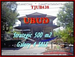 DIJUAL TANAH MURAH di UBUD BALI 5 Are di Sentral Ubud