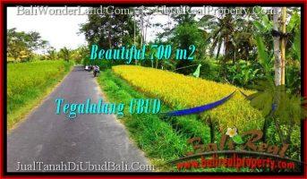 TANAH di UBUD BALI DIJUAL 700 m2 di Ubud Tegalalang