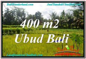 DIJUAL MURAH TANAH di UBUD BALI Untuk INVESTASI TJUB627