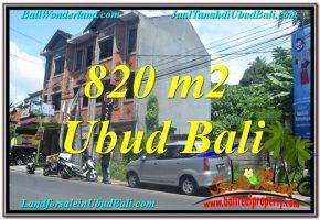DIJUAL MURAH TANAH di UBUD BALI TJUB643