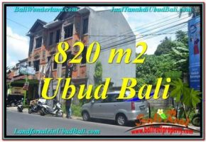 JUAL TANAH MURAH di UBUD 8 Are di Sentral / Ubud Center