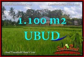 INVESTASI PROPERTY, TANAH di UBUD BALI DIJUAL MURAH TJUB651