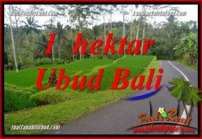 Dijual Murah Tanah di Ubud TJUB683