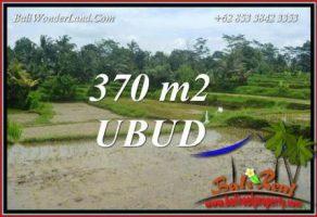 JUAL Murah Tanah di Ubud Bali 4 Are View sawah