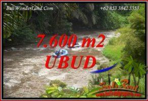 JUAL Tanah di Ubud 76 Are di Semana Badung
