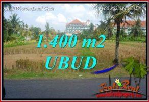 JUAL Tanah di Ubud Bali Untuk Investasi TJUB709