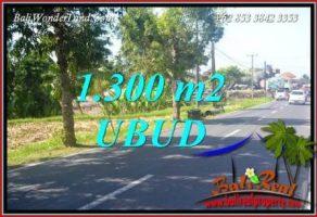 Tanah Murah Dijual di Ubud TJUB713