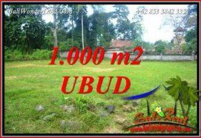 Tanah Murah di Ubud Dijual TJUB728